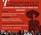 El Festival Internacional de Cine Documental de la Ciudad de México convoca a concursar