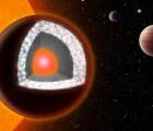 Descubren un planeta hecho de... ¿diamante?
