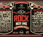 El Rock nos Une, 2 días de puro rock en el Pepsi Center