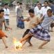 ¿Genios y figuras? futbolistas extremos en Indonesia