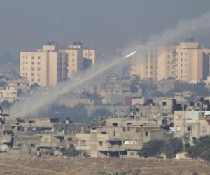 Cohete Palestino