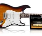 Fender lanza una guitarra compatible con dispositivos Apple