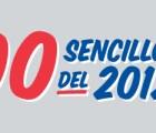 Los 100 sencillos del 2012. Día 5