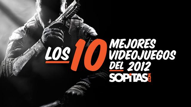 Mejores videojuegos 2012