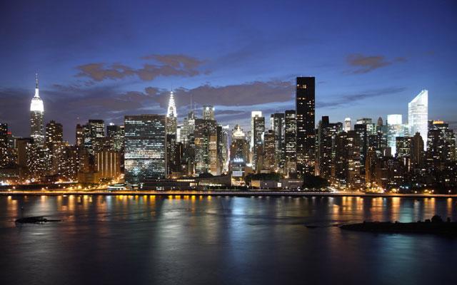 Nueva-York-Skyline