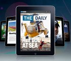 The Daily en iPad