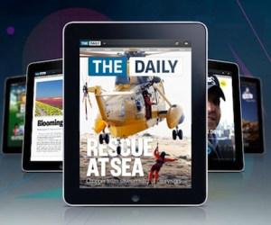 The Daily en iPad