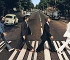 Celebran aniversario con Beatles de cera