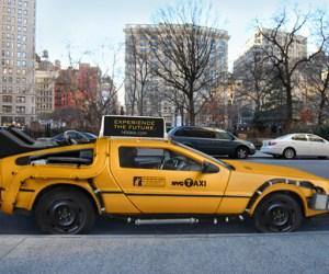 taxidelorean