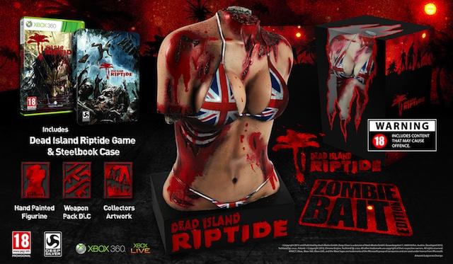 Dead Island Riptide - Zombie Bait