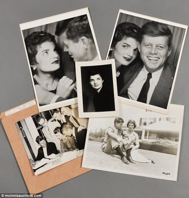 La vida social de la pareja presidencial durante 1953.