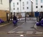 Lucha por la basura