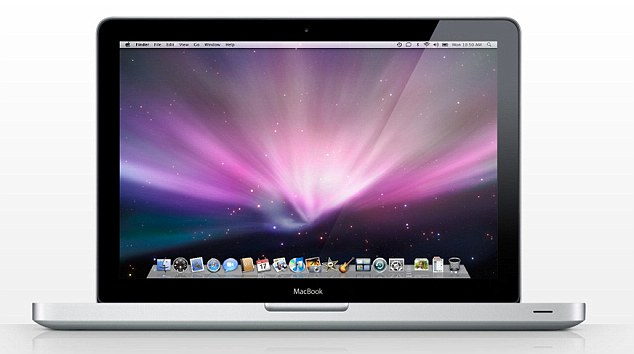 MacBook moderna