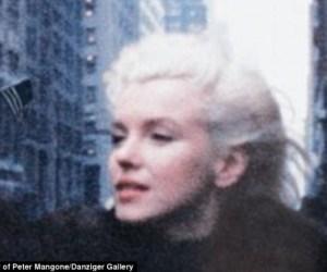 Marilyn Monroe en NYC