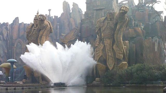 World of Warcraft parque China 03