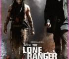 "Échale un ojo al nuevo póster de ""The Lone Ranger"""