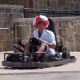 "Recrean ""Mario Kart"" en vida real"