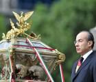 En 2010 se homenajeron restos de héroes patrios... pero también de niños, mujeres y venados