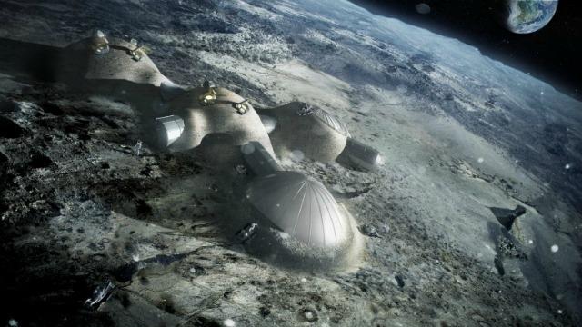Base lunar 4