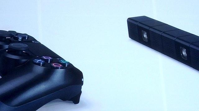 Durante la presentación de ayer lo único que se presentó fue el control Dualshock 4 y su sensor.