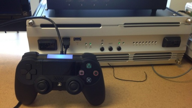 PlayStation 4 control