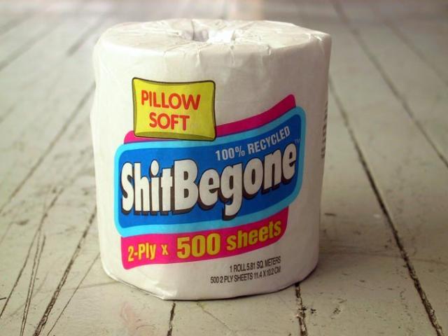 Shitbegone