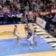 El tiro imposible de Danilo Gallinari de los Denver Nuggets