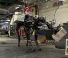 BigDog, el robot que ahora sabe lanzar cosas