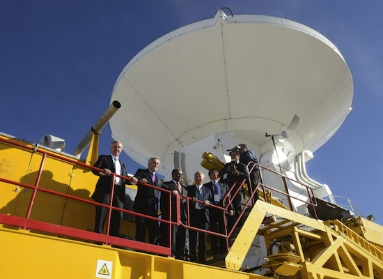 Telescopio ALMA 02