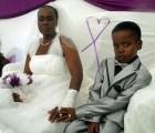WTF!?!?!? Niño de 8 años se casa con una mujer de ¿61?