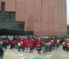 Maestros ocupan el Congreso de Chilpancingo (lo desalojan al llegar a un acuerdo con los diputados)