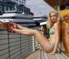 Galería: Irlanda Baldwin debuta como modelo
