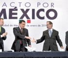 El Gobierno de Peña Nieto decide suspender actividades públicas del Pacto por México