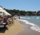 Encuentran proyectil de la Segunda Guerra Mundial en una playa griega