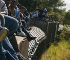 Migrantes fueron atacados en México
