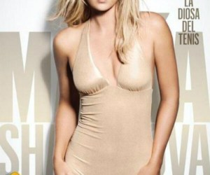 sharapova-esquire
