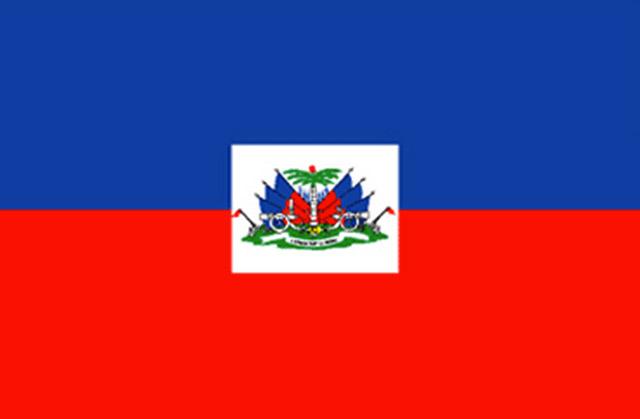 BANDERA-HAITI