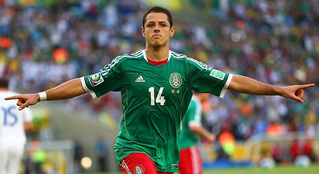 Gol-Chicharito-Italia