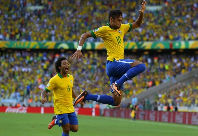 Gol-Neymar