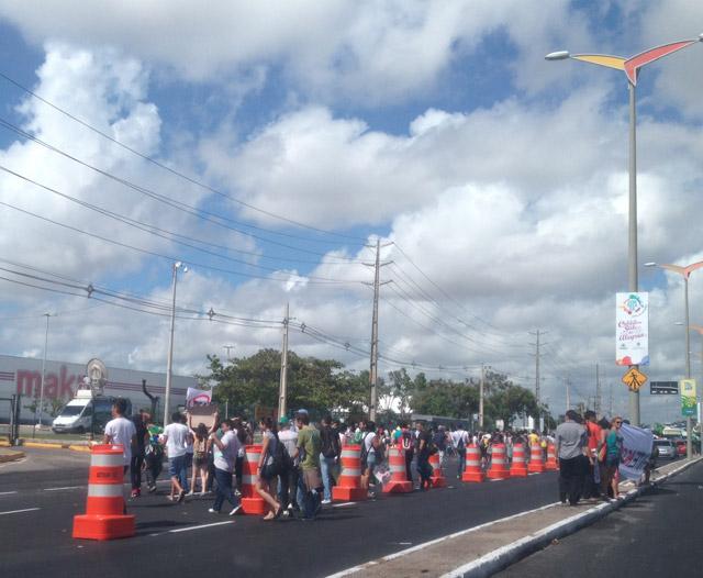 Protestas-Fortaleza-2