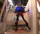 Atlas, el robot que camina como humano