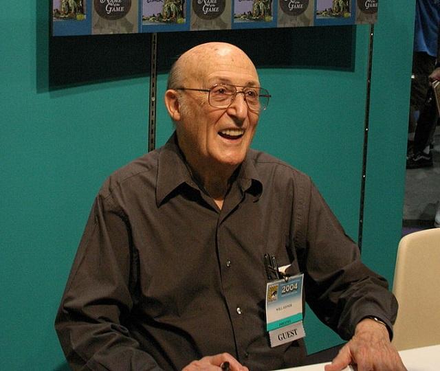 25 años del Premio Eisner, el Oscar de los cómics | Sopitas.com