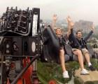 ¿Cómo se siente subirse a una Montaña Rusa 4-D?