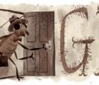 Google dedica su doodle del día a Franz Kafka