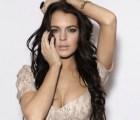 Lindsay Lohan... ¿la nueva fan de Rafa Márquez?