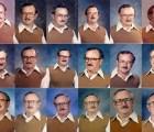 Un profesor y un grupo de amigos nos muestran el paso del tiempo por medio de fotografías
