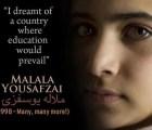 Capturaron a los agresores de Malala, la chica que pedía educación para las mujeres en Pakistán