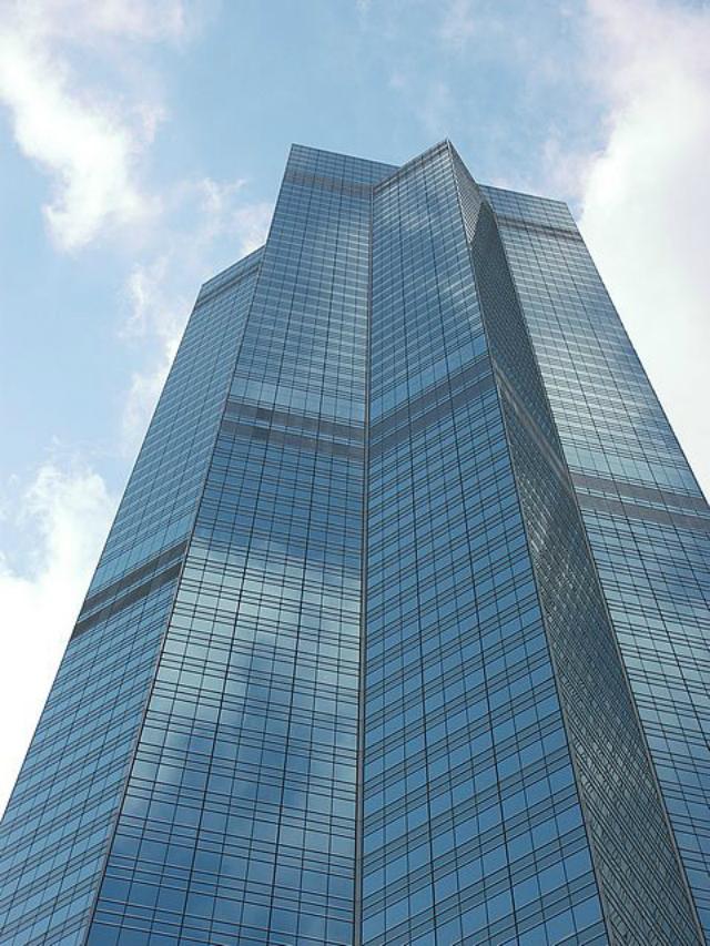 rascacielos de diamante