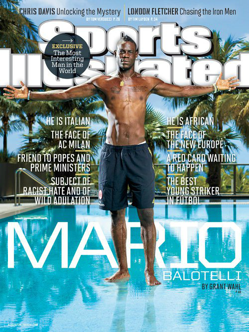 balotelli sports illustrated