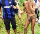 Encuentran en la selva a un hombre desaparecido hace 40 años